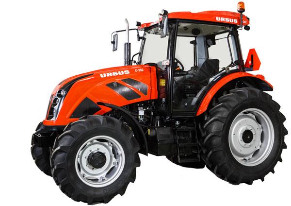 Utilaje agricole URSUS C-392 width=