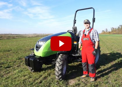 Tractor Tuber 50
