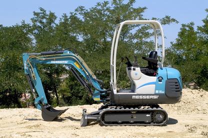Mini-excavator M-16BV
